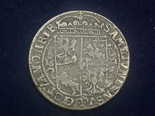 1/4 Taler ( Ort ) Polen 1622 Sigismund W/16/608