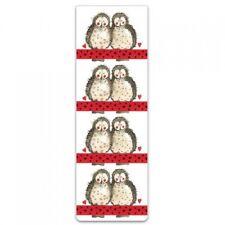 Alex Clark Magnetic Bookmark - OWLS - Bookmark Size 8cm x 2.5cm