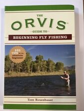 CLOSEOUT - ORVIS GUIDE TO BEGINNING FLY FISHING BOOK