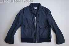 Engineered Garments FWK Blue Flight Bomber Jacket USA size 3
