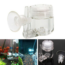 4 In 1 Glass Co2 Diffuser Bubble Counter Check Valve Aquarium Plant Tank