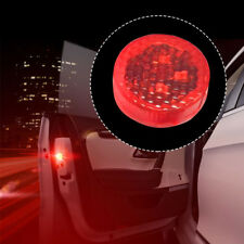2pcs Car LED Door Warning Anti-collision Lights Wireless Alarm Lamp with Battery