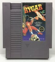 Nintendo NES Rygar Video Game Cartridge *Authentic/Cleaned/Tested*