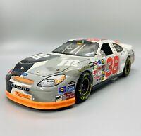 LE Elliott Sadler #38 M&M's Daytona Win Raced Version 2004 NASCAR 1:24 Elite