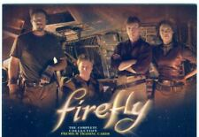 Firefly The TV Series Promo Card P-UK