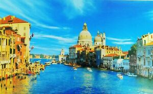 1000 Piece Jigsaw Puzzle for Adults Kids Gift - Educational Toy - Venice