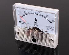 DC 100A Current Ampmeter Analog AMP Panel Meter Ammeter Gauge 85C1