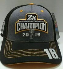 Kyle Busch Monster Energy 2019 2X Champion Trophy Hat