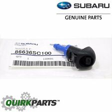 OEM 2009-2010 Subaru Forester Windshield Wiper Washer Jet Nozzle NEW 86636SC100