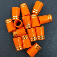 12pcs .355 Golf Iron Ferrule Orange Silver Ring Ferrule for Mizuno Titleist