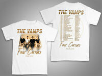 Four Corners Tour 2019 - The Vamps - unisex T Shirt UK band music woman gift man