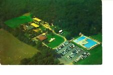 Mount Bethel, NJ  Aerial View Of Forest Lodge @ 1960