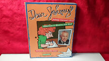Dear Johnny Johnny Carson's Most Hilarious and Bizarre Fan mail book humor