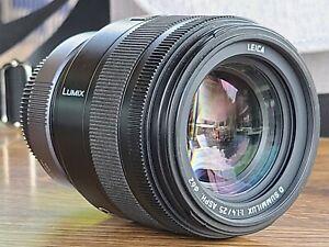 Panasonic LEICA D SUMMILUX 25mm F1.4 ASPH L-X025