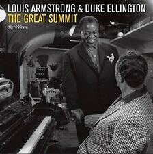 Louis Armstrong / Duke Ellington - Great Summit [New Vinyl LP] Gatefold LP Jacke