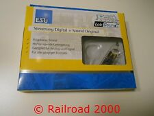 ESU 56899 LokSound 4.0 micro Sounddecoder, Wunschsound, NEM 8 pol. NEU+OVP