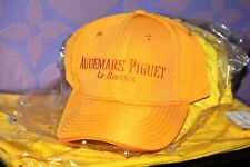 AUDEMARS PIQUET AP Le Brassus VIP Gift Collectors HAT Men ORANGE NWT!! WOW!!