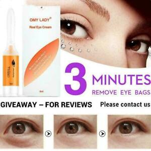 EyeCream Instant Remove Eyebags Anti Puffiness Dark Circles Hot C0C9 Sale