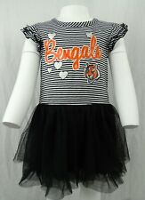 Cincinnati Bengals NFL Outerstuff Youth Dress with Tutu