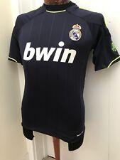 Real Madrid RONALDO #7 Jersey Bwin Play Dry Futbol Soccer Shirt 2012 Men's S