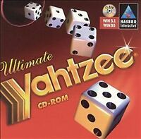 Ultimate Yahtzee [Jewel Case] - PC