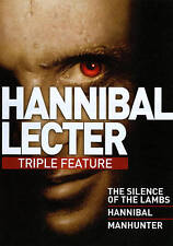 Silence of the Lambs, Hannibal, & Manhunter (Triple Feature Dvd, 2011)