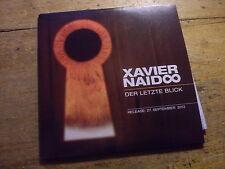 Xavier Naidoo - Der Letzte Blick  [CD Maxi] 1 Track
