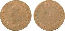 Louis XVI, Liard, 1791, B=Rouen, 2eme semestre .28