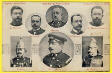 cpa ENTENTE CORDIALE avec le ROYAUME UNI LYON LONDRES 1908 French United Kingdom