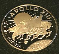 Apollo XIII Sterling Silver Round • .925 20 grams • Ex Luna Scientia