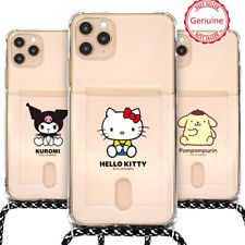 Hello Kitty Friends Necklace Card Jelly Case Galaxy S20 S20 Plus S20 Ultra Case