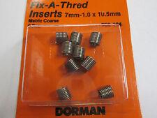 Dorman Heli-Coil Thread Repair Inserts - 7mm x 1.0 - Pack of (9)