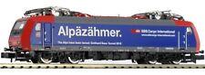 Trix 16903 locomotora Eléctrica se 486 BLS Ep.vi Dc-sx-digital escala N