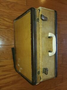 Vintage Singer 301A  Sewing Machine Trapezoid Carrying Case Only