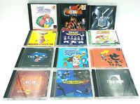 [JAP] Lot de 12 jeux Playstation / PS1 - NTSC-J X-Men, Space Invaders, etc.