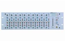 Alesis MultiMIX 12R MULTIMIX12R 12 Channel Mixer in a 3U Rack