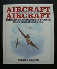 Fighter aircraft history book Norman Franks