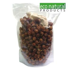 100% Natural Soap Nuts Cleaner Laundry Detergent Washing 1kg