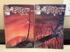 The Path CrossGen Comic Books #1 & 2 VF/NM