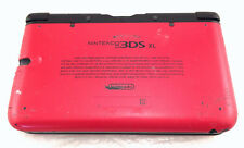 Nintendo 3DS XL Handheld System - Red *For Parts*