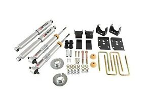 Belltech 1000SP Lowering Kit fit Ford F Series 15 17