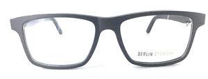 BERLIN Eyewear Holzbrille / Glasses Mod. BEREW101-1 inkl. Etui