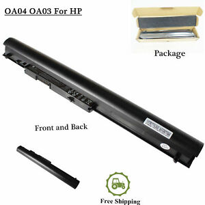 New 41Wh OA04 0A04 Battery for HP 240 G2 G3 740715-001 746641-001 746458-421