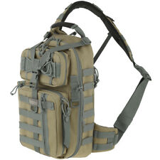Maxpedition Sitka Gearslinger Day Pack Militaire Edc Hydratatie Bag Khaki Geblad