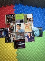 LOT OF 12 UNDERGROUND RARE URBAN R&B CDS VINTAGE RETRO PINK AALIYAH R KELLY
