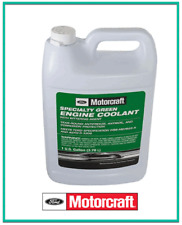1 Gallon Engine Speciality Coolant/Antifreeze MOTORCRAFT GREEN Concentrated