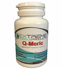 PQQ CoQ10 and Turmeric. NEW from EMP Anti-Aging Breakthrough! Q-Meric