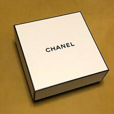"Chanel Gift Box 8.5""×8.5""x3.75 """