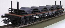 3 Stück DB Flachwagen für Coils Bauart Rhlmmps (Heavy-duty 4 axel flatcar) AC 3~