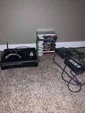 Microsoft Xbox 360 Elite 120Gb Console - Black Bundle
